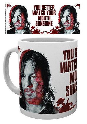 Walking Dead Taza Sunshine