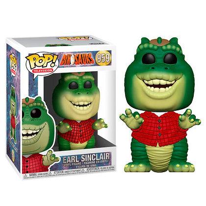 Dinosaurios POP! TV Vinyl Figura Earl Sinclair 9 cm