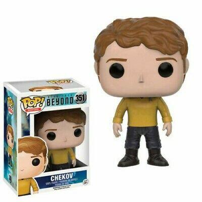 Star Trek Beyond POP! Vinyl Figura Chekov 9 cm
