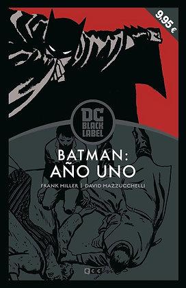 Batman: Año uno. (DC Black Label Pocket)