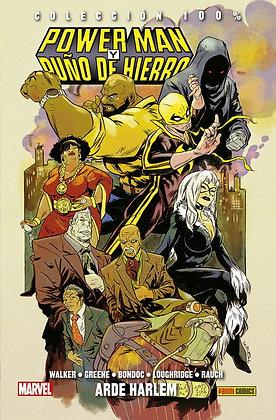 Power Man y Puño de Hierro 3. 100% Marvel HC.