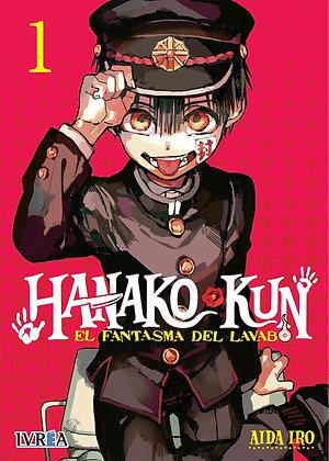 Hanako-Kun, el fantasma del lavabo vol.1