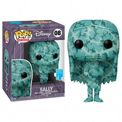 Pesadilla antes de Navidad Figura POP! Disney Artist Series Vinyl Sally 9 cm