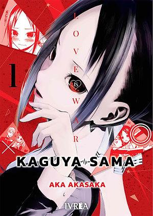 Kaguya-Sama: Love is War Vol.1