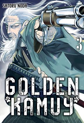 Golden Kamuy Vol.3
