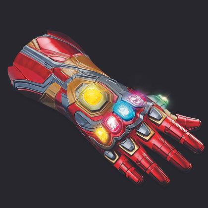 Marvel Legends Series Guantelete Electrónico Iron Man Nano Gauntlet