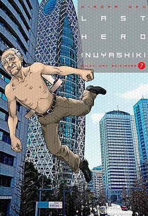 Last Hero Inuyashiki Vol.7