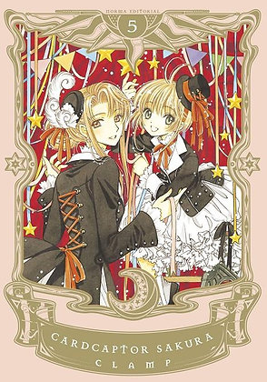 Card Captor Sakura Vol.5