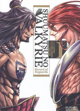 Shuumatsu no Valkyrie. Record of Ragnarok Vol.1