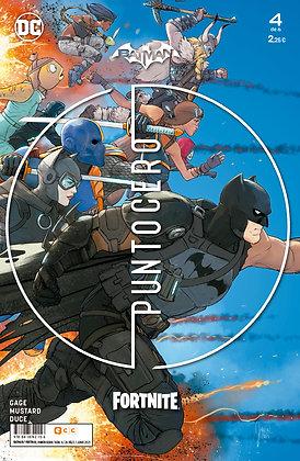 Batman/Fortnite: Punto cero Vol.4 de 6
