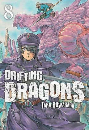 Drifting Dragons Vol.8