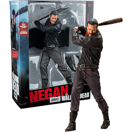 The Walking Dead TV Version Figura Deluxe Negan 25 cm