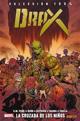 Drax. La cruzada de los niños. 100% Marvel.