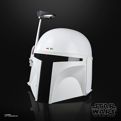 Star Wars Episode V Black Series Casco Electrónico Boba Fett (Prototype Armor)