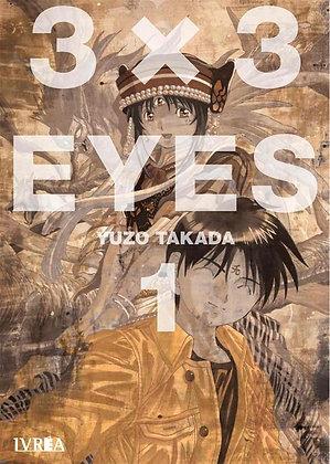 3x3 Eyes Vol.1