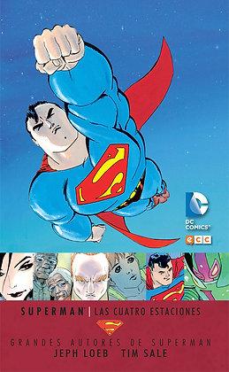 Superman Grandes autores: Jeph Loeb y Tim Sale - Superman: Las cuatro estacio