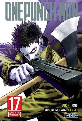 One Punch-Man Vol.17