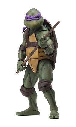 Donatello Fig.18 CM Scale Action TMNT Movie 1990