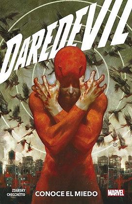Marvel Premiere. Daredevil 1. Conociendo el miedo