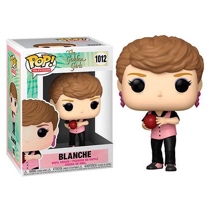 Golden Girls Figura POP! TV Vinyl Sick Blanche 9 cm