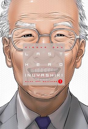Last Hero Inuyashiki Vol.1