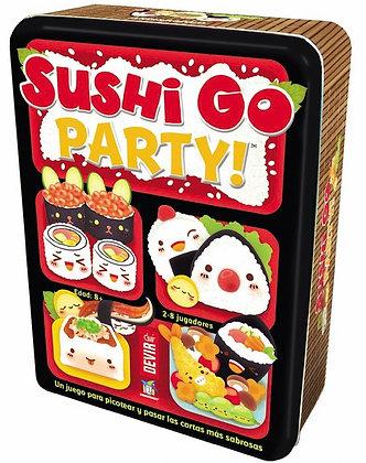 Juego de mesa Sushi Go Party!