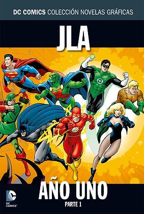 JLA: Año Uno Parte 1