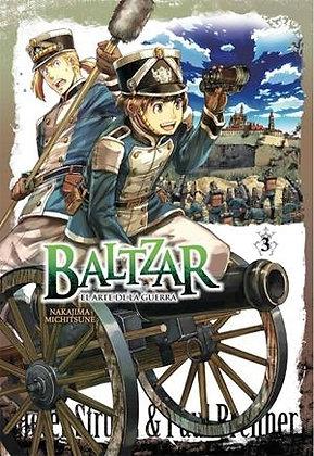 Baltzar: El arte de la guerra Vol.3