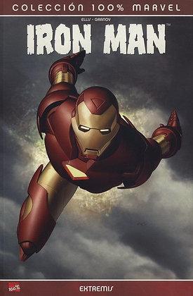 Iron Man. Extremis. 100% Marvel.