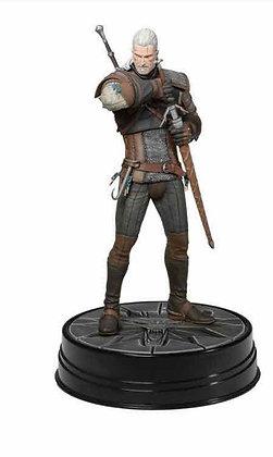 Geralt De Rivia FIG 25 CM The Witcher 3 - Wild Hunt: Deluxe Heart of Stone