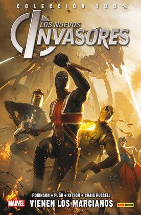 Los Nuevos Invasores. Colección completa. 100% Marvel