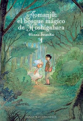 Aomanjû: el bosque mágico de Hoshigahara Vol.1