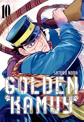 Golden Kamuy Vol.10