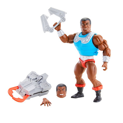 Masters of the Universe Deluxe Figuras 2021 Clamp Champ 14 cm