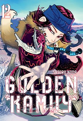 Golden Kamuy Vol.12