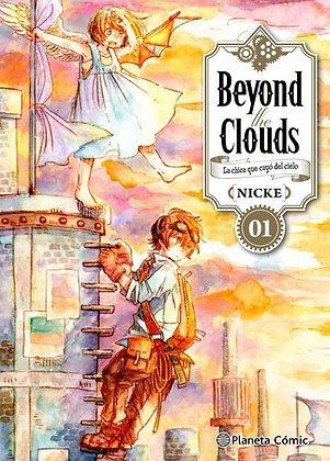 Beyond the clouds. La chica que cayó del cielo Vol.1