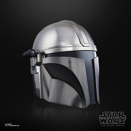 Star Wars Mandalorian Casco Electrónico Réplica Escala 1:1 Black Series