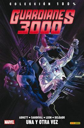 Guardianes 3000. 100% Marvel.