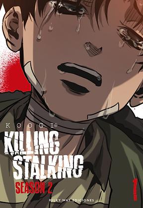Killing Stalking Season 2 Vol.1