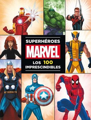 Superhéroes Marvel. Los 100 imprescindibles.