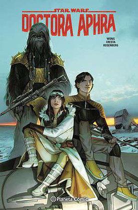 Star Wars Doctora Aphra: fortuna y destino