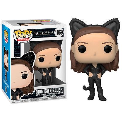Friends Figura POP! TV Vinyl Monica as Catwoman 9 cm