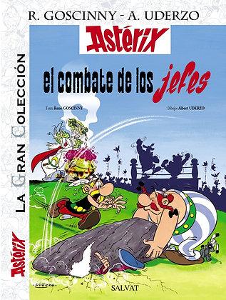 Astérix La Gran Colección. El combate de los jefes