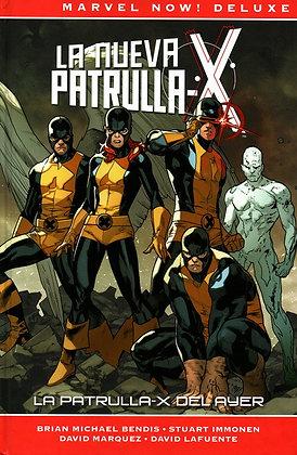 Marvel Now! Deluxe. La Patrulla-X de Brian Michael Bendis   1