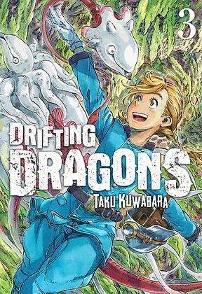 Drifting dragons Vol.3
