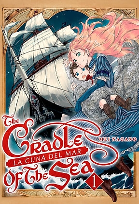 The cradle os the sea Vol.1