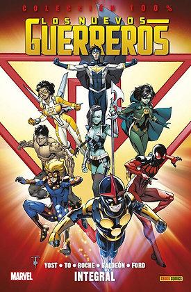 Los Nuevos Guerreros: Integral. 100% Marvel.