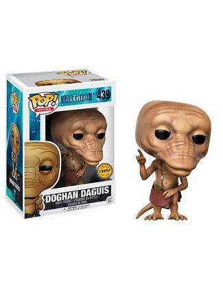 Valerian y la ciudad de los mil planetas POP! Movies Vinyl Doghan Daguis Chase 1