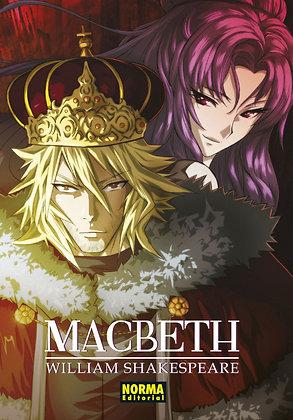 Macbeth Clásicos manga