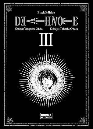 Death Note Black Edition Vol.3
